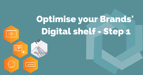 Optimize digital shelf