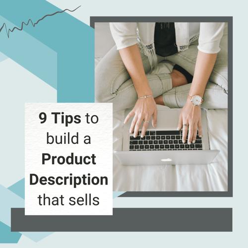 Product descriptions blog