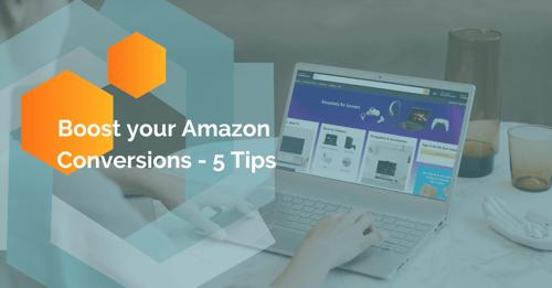 Boost Amazon Conversions
