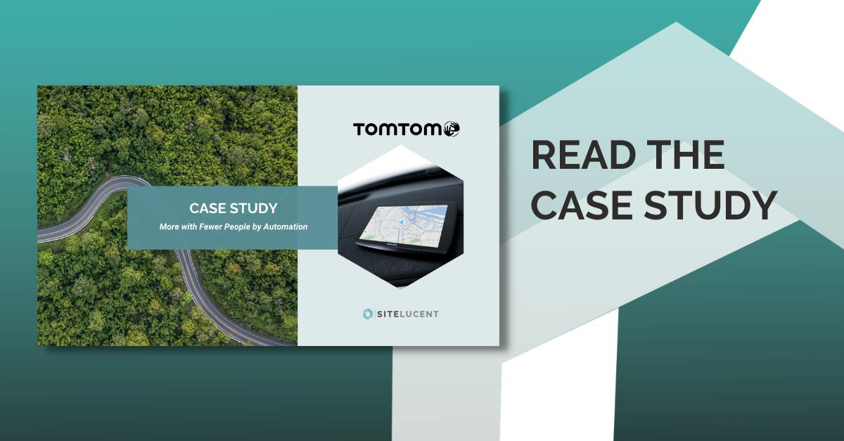 TomTom Case Study