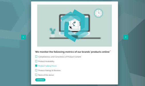 take the quiz to find out how much time you can save monitoring your products online
