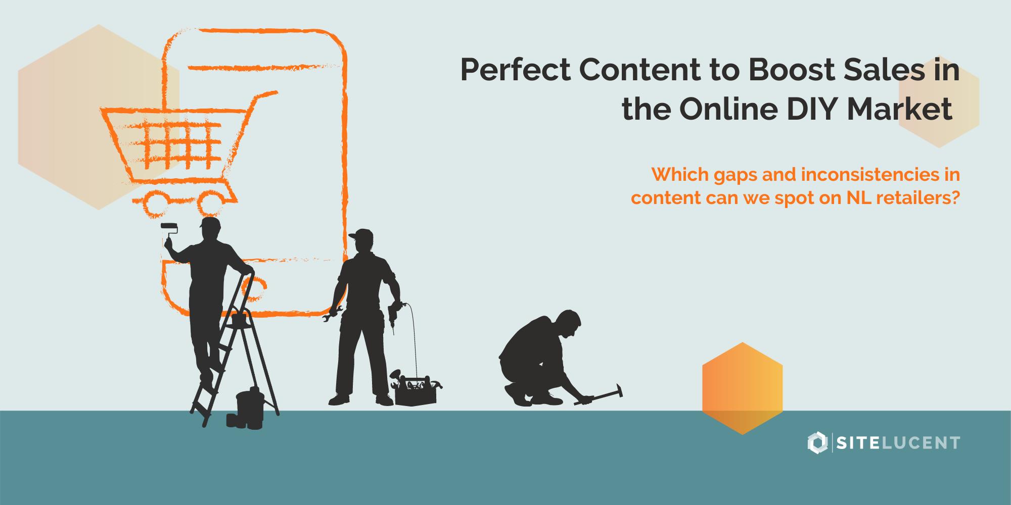 Content DIY online