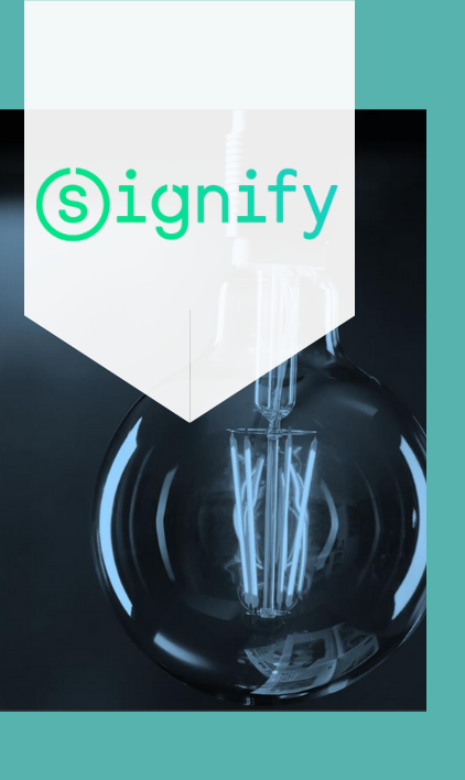 Signify - Product experience on digital shelf