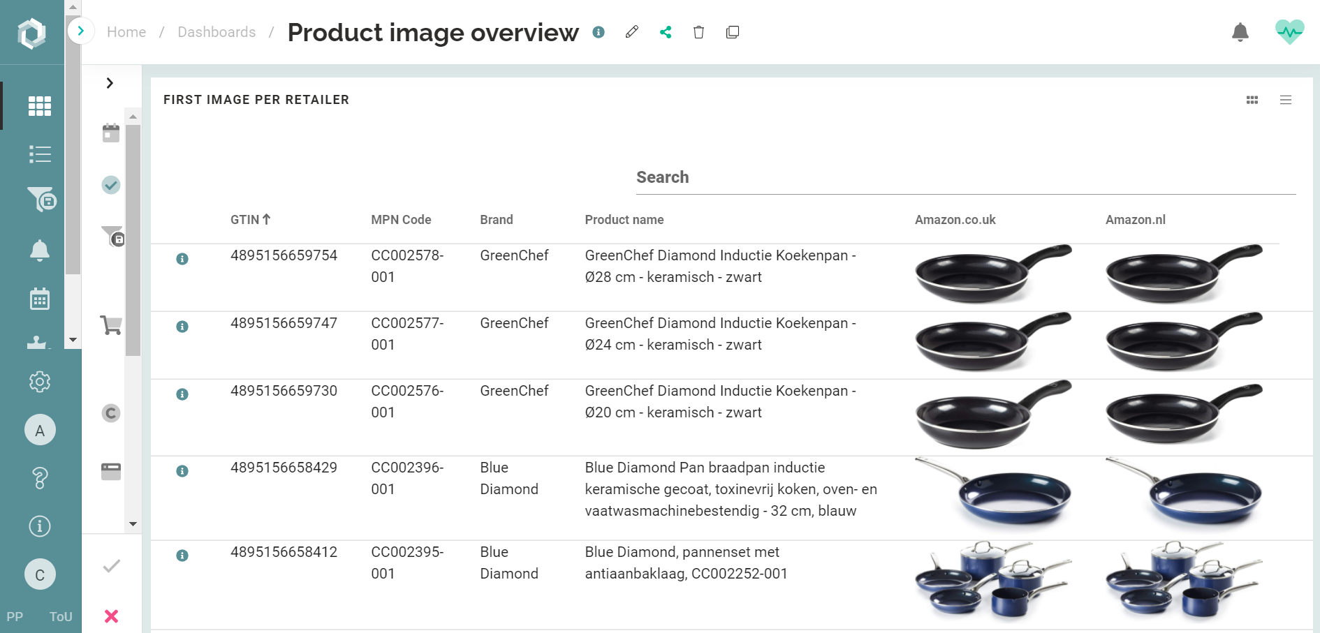 marketplaces product images
